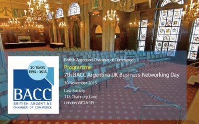 7th BACC Argentina UK Business Networking Day